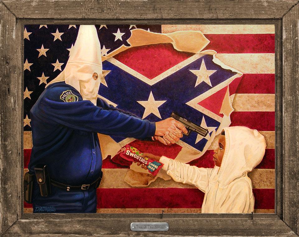Racism, Trayvon Martin, racial profiling, george zimmerman