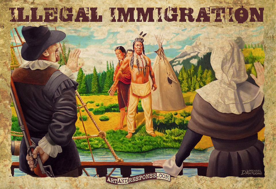 illegal immigration pictures - photo #34