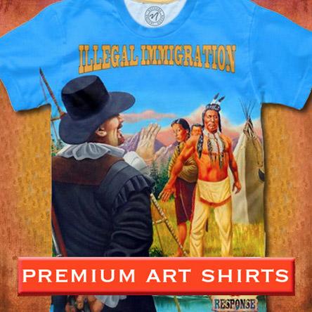 Premium Art Shirts