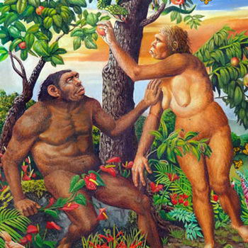 Adam & Eve-olution