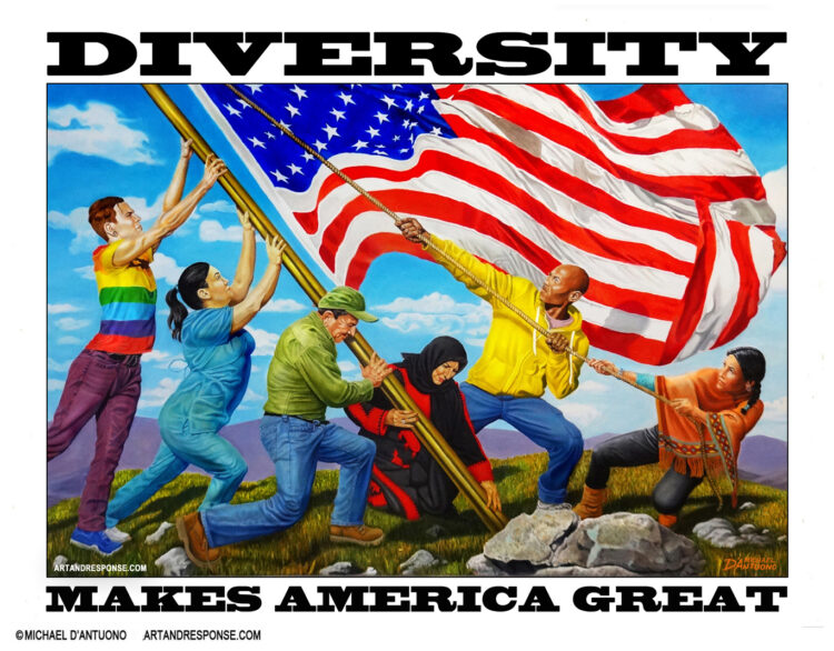 Diversity Makes America Great